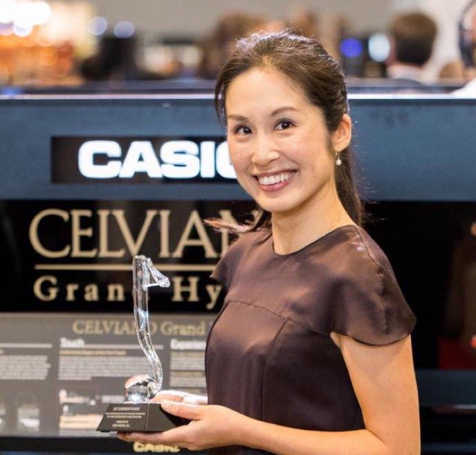 STM Director Wins Casio Award