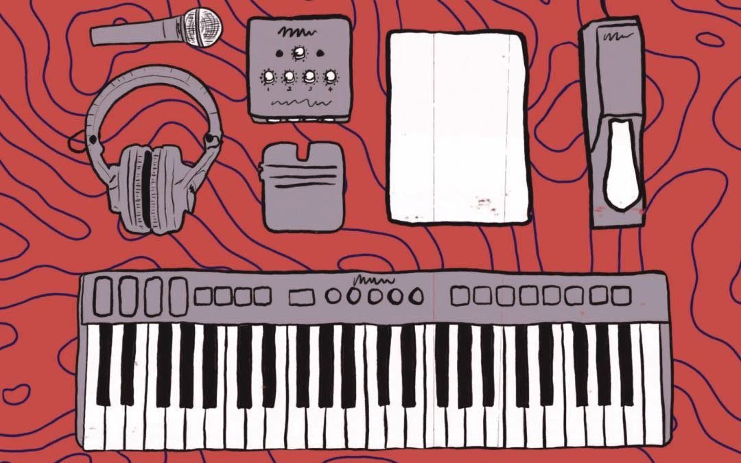 Get Started Recording Your Own Music